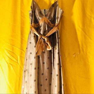 Indian inspired babydoll dress